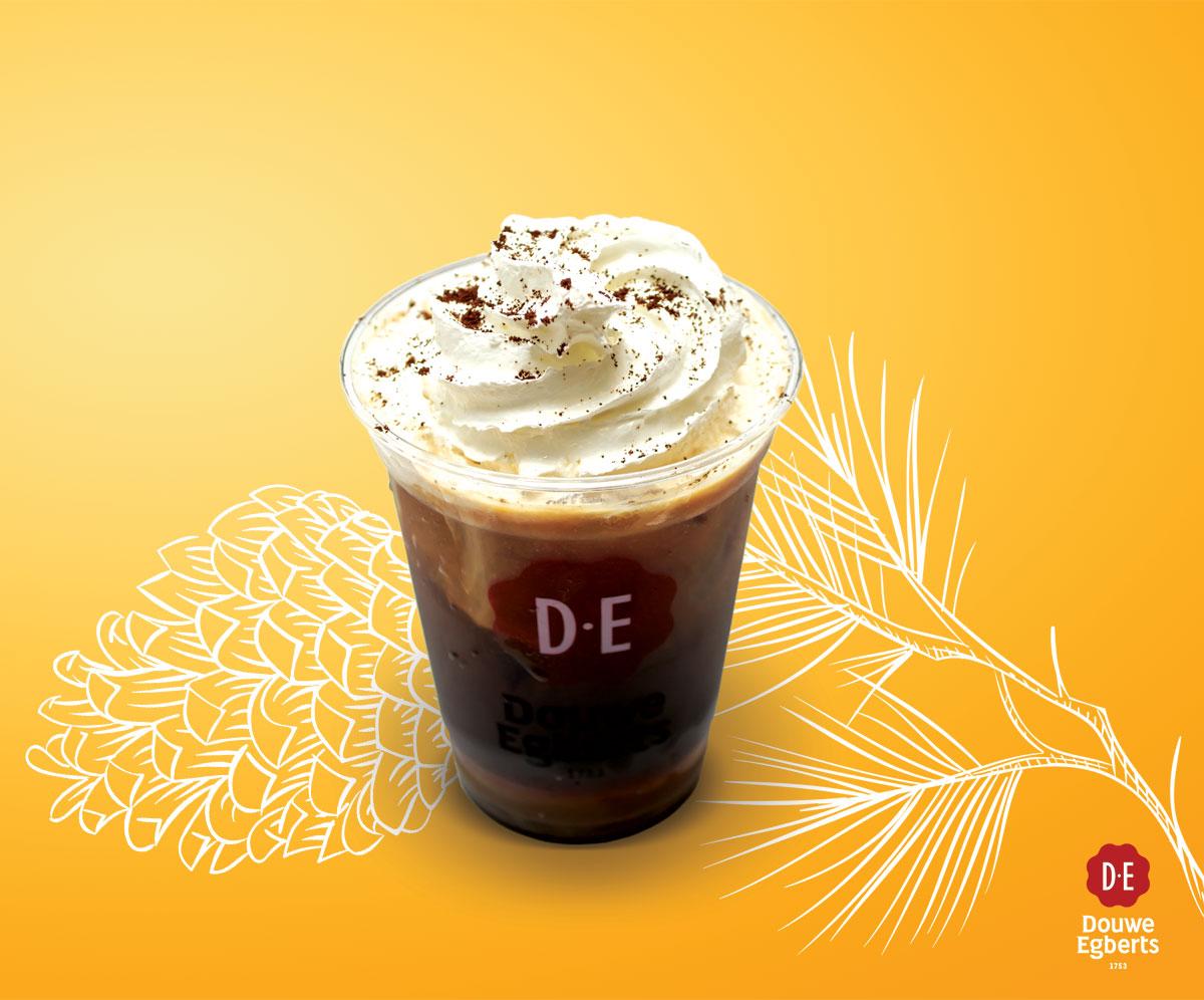 Douwe Egberts Coffee Jakarta