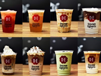 Douwe Egberts Coffee 1